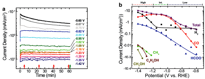 Recent progress on electrochemical reduction of carbon dioxide a scheme illustration for the formation of sn quantum sheets confined in graphene b tem image c hrtem image d afm image e electrocatalytic fandeluxe Image collections